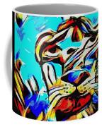 Blue Cat Blue Coffee Mug