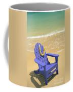 Blue Chair Coffee Mug