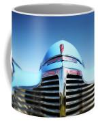 Blue Chevrolet Master Deluxe Coffee Mug