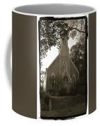 Blue Church In Gloucester Coffee Mug