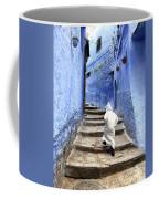 Blue City Kid Coffee Mug