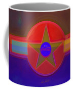 Blue Cola Way Coffee Mug