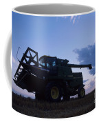 Blue Combine Coffee Mug