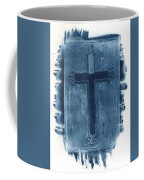 Blue Cross Coffee Mug
