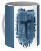 Blue Cross Coffee Mug