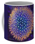 Blue Dandelion Coffee Mug