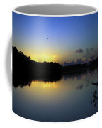 Blue Dawn At Dirickson Creek Coffee Mug