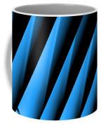 Blue Directions Coffee Mug