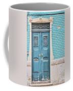 Blue Door, Portugal Coffee Mug