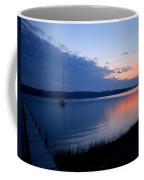 Blue Downtime Coffee Mug