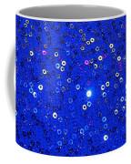 Blue Dress Coffee Mug