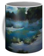 Blue Eden Coffee Mug