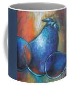 Blue Eggplants Coffee Mug