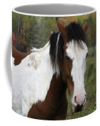 Blue Eyed Beauty Coffee Mug