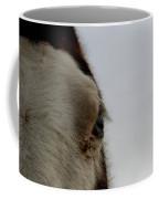 Blue Eyed Beauty Coffee Mug