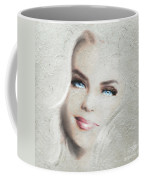 Blue Eyes Blond  Coffee Mug