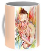 Blue Eyes Heartbreaker Coffee Mug