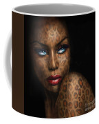 Blue Eyes Wild 3 Coffee Mug