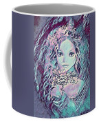 Blue Fairy Princess Coffee Mug