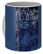 Blue Gate Barcelona Coffee Mug