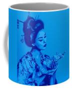 Blue Geisha Coffee Mug