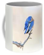 Blue Grace Coffee Mug