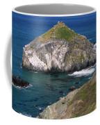 Blue Green Seas - Highway One Coffee Mug