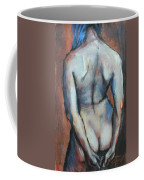 Blue Hair Coffee Mug