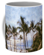 Blue Hawaii Coffee Mug