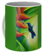 Blue-headed Hummingbird Coffee Mug