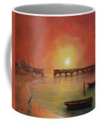 Blue Heron Bay  Coffee Mug