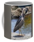 Blue Herron Coffee Mug