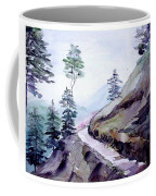 Blue Hills Coffee Mug