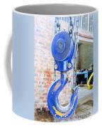 Blue Hook Coffee Mug
