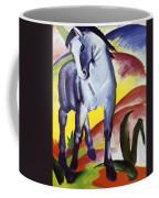 Blue Horse I 1911 Coffee Mug