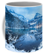 Blue Hour At Lake O'hara Coffee Mug