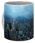 Blue Hour In New York Coffee Mug