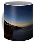 Blue Hour In Sorrento Italy Coffee Mug