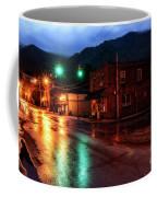 Blue Hour In Webster Springs Coffee Mug