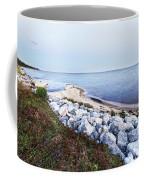 Blue Hour On Choctawhatchee Bay Coffee Mug