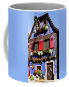 Blue House # I Coffee Mug