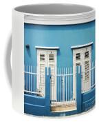 Blue Curacao House Coffee Mug