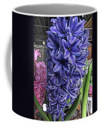 Blue Hyacinth Coffee Mug