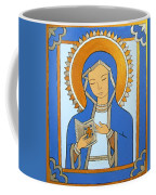 Blue Icon Coffee Mug