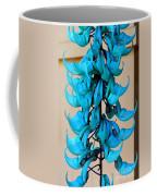 Blue Jade Strand Coffee Mug