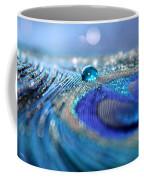 Blue Karma Coffee Mug