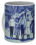 Blue Kids Coffee Mug