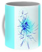 Blue Kiss Coffee Mug