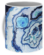 Blue Lace Agate I Coffee Mug