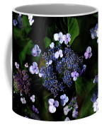 Blue Lace Coffee Mug